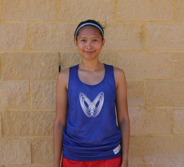Geri Daube - Kaos Ultimate Frisbee Club Perth