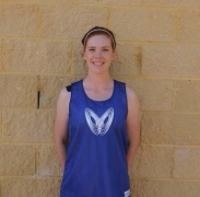 Lauren Hoskins - Kaos Ultimate Frisbee Club Perth