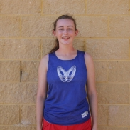 Mariah Smith - Kaos Ultimate Frisbee Club Perth