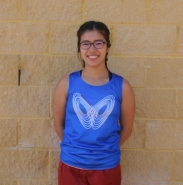 Mayzinn Yong - Kaos Ultimate Frisbee Club Perth