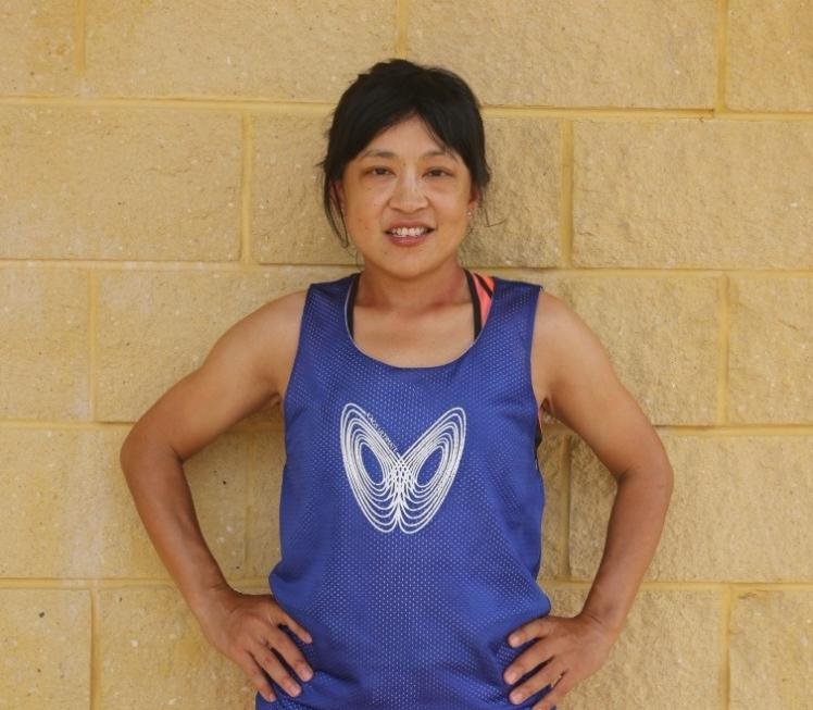Minh Huynh - Kaos Ultimate Frisbee Club Perth