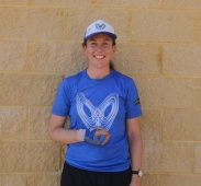 Sarah Brereton - Kaos Ultimate Frisbee Club Perth