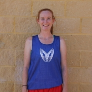 Sarah Rice - Kaos Ultimate Frisbee Club Perth