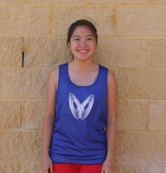 Yulin Ng - Kaos Ultimate Frisbee Club Perth