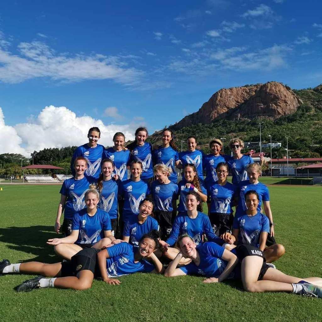 AUC Division 1 2019 - Townsville